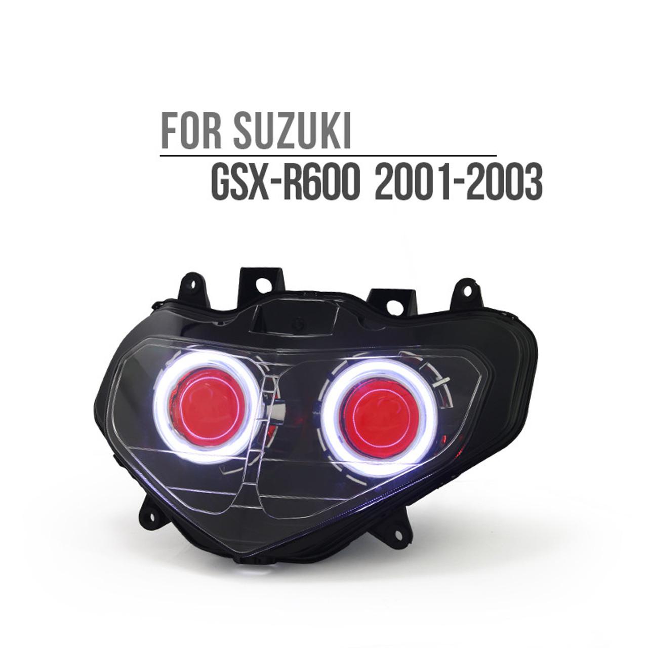 2006 Suzuki Gsx R600 Electrical Wiring Diagram