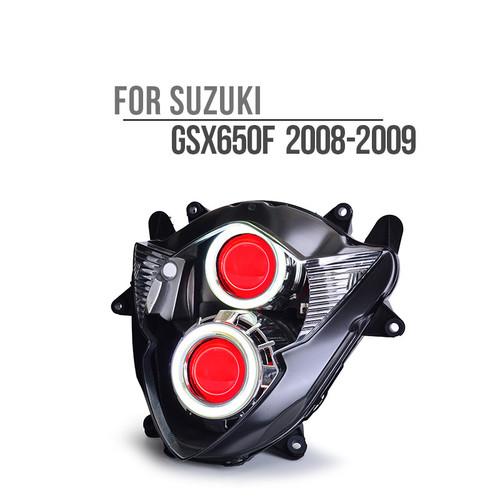 2008 2009 Suzuki GSX650F headlight