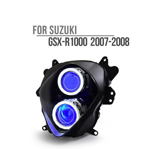 2007 2008 Suzuki GSXR1000 headlight