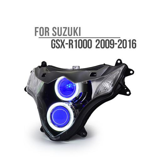 2009 2010 2011 2012 2013 2014 2015 2016 Suzuki GSXR1000 headlight