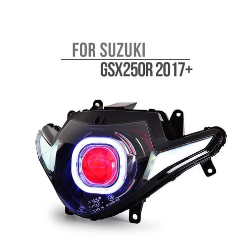 2017 Suzuki GSX250R headlight