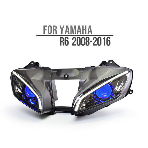 Yamaha R6 Headlight