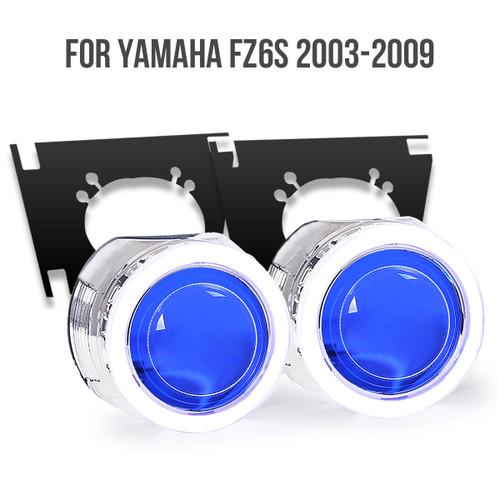 Yamaha FZ6S 2003-2009 projector kit