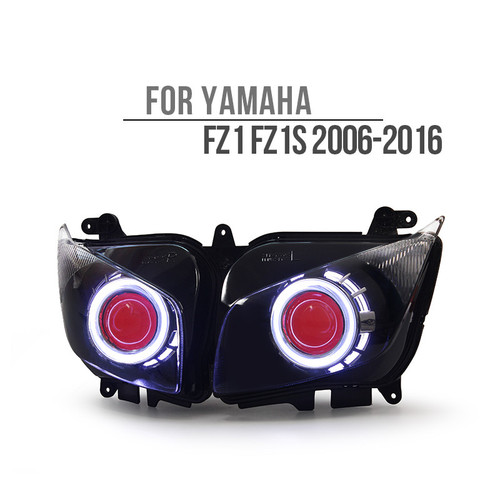 2006 2016  yamaha fz1 fz1s headlight