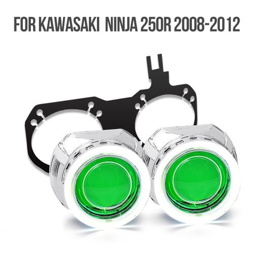 2009 Kawasaki Ninja 250R HID Projector Kit