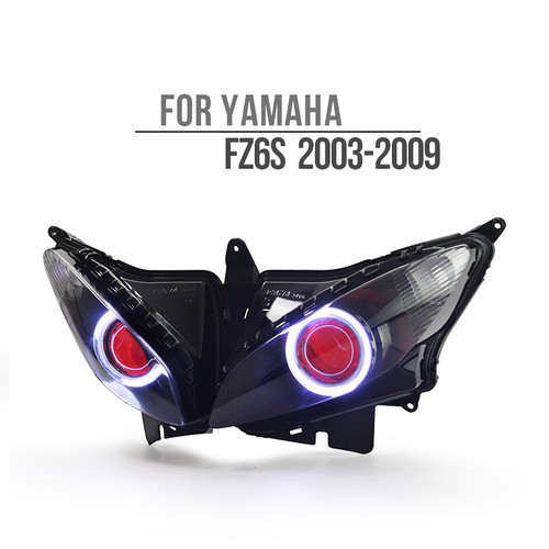 2003 Yamaha FZ6S headlight