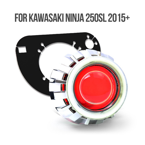 2015+ Kawasaki 250SL headlight