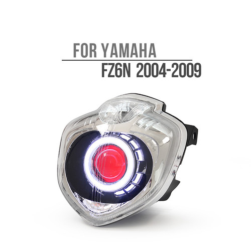 2004 Yamaha FZ6N headlight