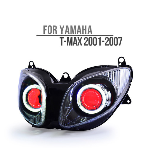 2001 2002 2003 2004 2005 2006 2007 yamaha t-max headlight