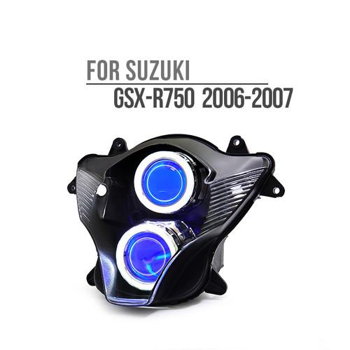 2006 2007 Suzuki GSXR750 headlight