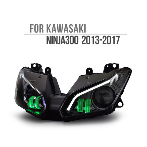 Kawasaki Ninja 300 2013 2014 2015 2016 2017 2018 Headlight