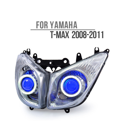 2008 2009 2010 2011 yamaha t-max headlight