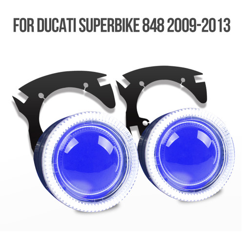 2007 2008 2009 Ducati Superbike 1098 HID Projector Kit