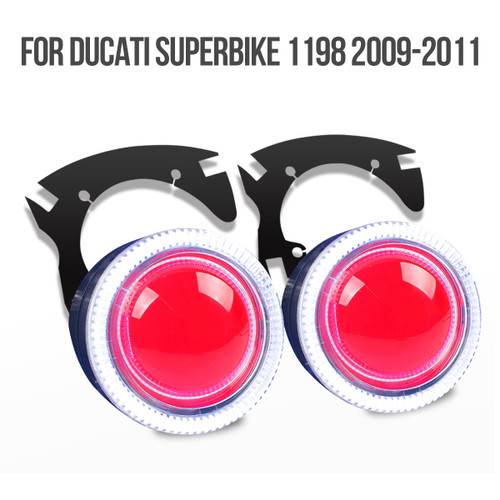 2009 2010 2011 Ducati Superbike 1198 projector kit