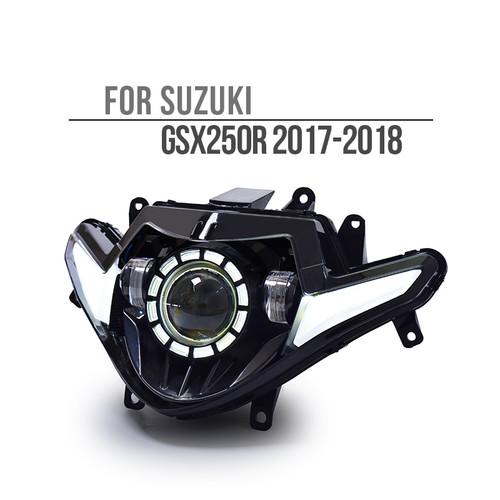 Fit for Suzuki GSX250R 2017-2018 LED Headlight Assembly V2
