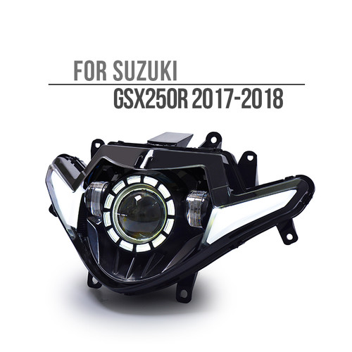 Fit for Suzuki GSX250R 2017-2020 LED Headlight Assembly V2