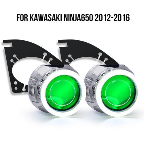 2012 2013 2014 2015 2016 Kawasaki Ninja 650 projector