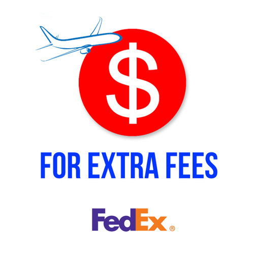 extra service costs-fast