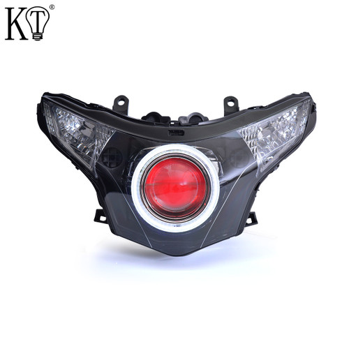 Fit for Honda CTX700 2014-2017 LED Angel Eye Headlight Assembly