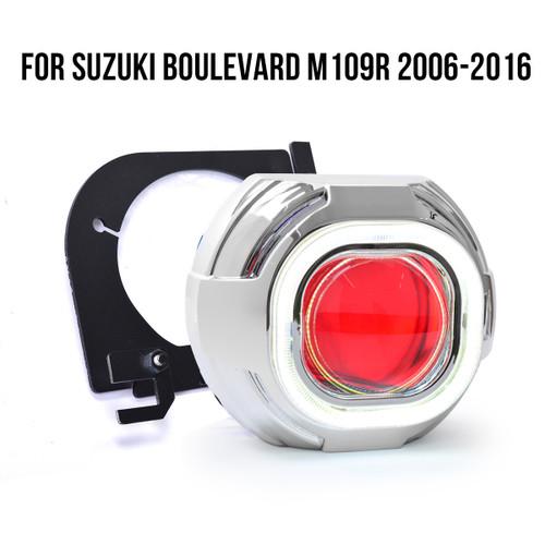 2006 2007 2008 2009 2010 2011 2012 2013 2014 2015 2016 2017 Suzuki Boulevard M109R headlight