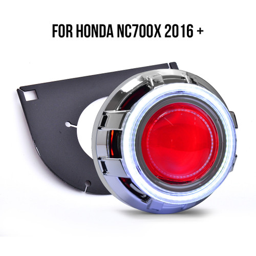 2016+ Honda NC700X LED projector