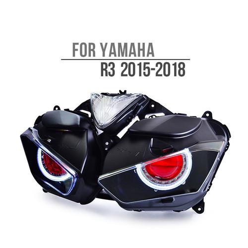 2015 2016 2017 Yamaha R3 full LED headlight