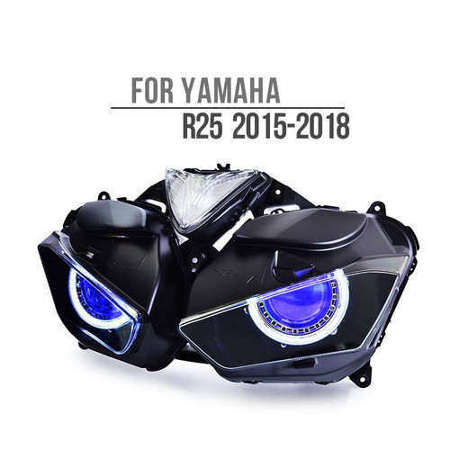 2015 2016 2017 Yamaha R25 Full LED Headlight