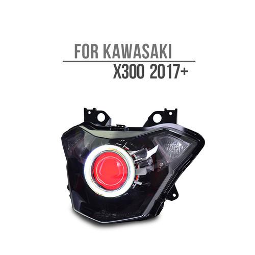 2017+ Kawasaki X300 headlight