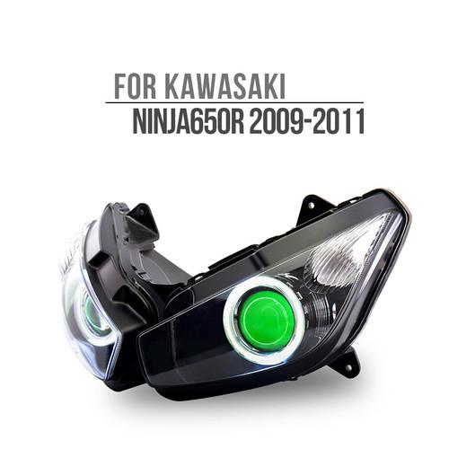 2009 2010 2011 Kawasaki Ninja 650R headlight