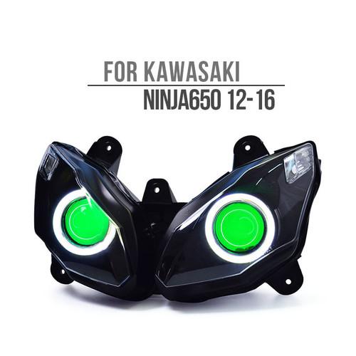 2012 2013 2014 2015 2016 Kawasaki Ninja 650 headlight