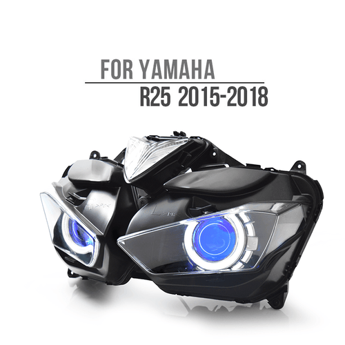 2015 2016 2017 2018 yamaha r25 headlight