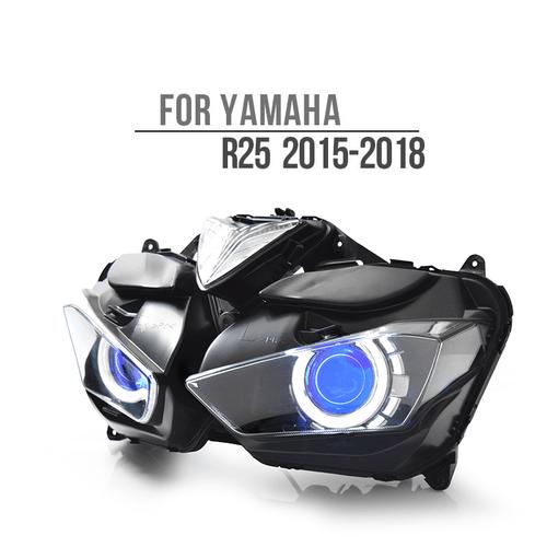 2015 2016 2017 2018 yamaha r25 headlight