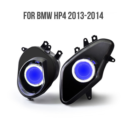 2013 2014 BMW HP4 Headlight Assembly