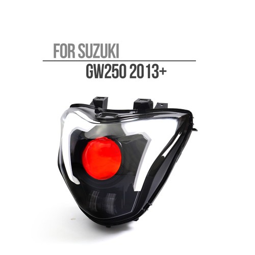 Fit for Suzuki GW250 2013+ Full LED Headlight Assembly V2