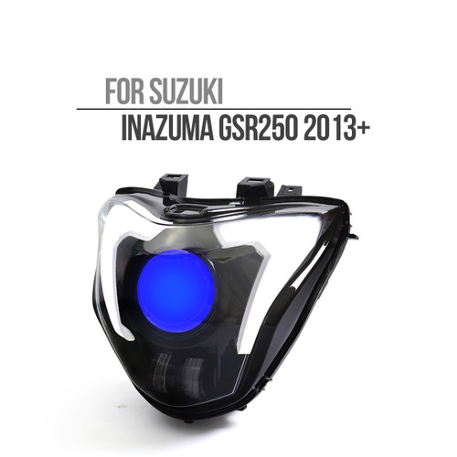 Fit for Suzuki GSR250 2013+ Full LED Headlight Assembly V2