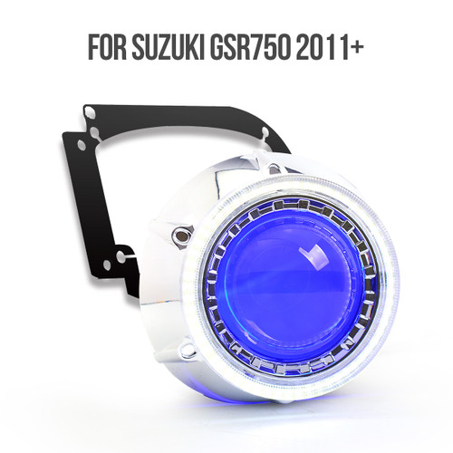 Fit for Suzuki GSR750 2011-2016 KT Tailor-Made LED Projector Kit HP54