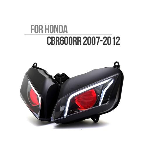 2007 honda cbr600rr headlight