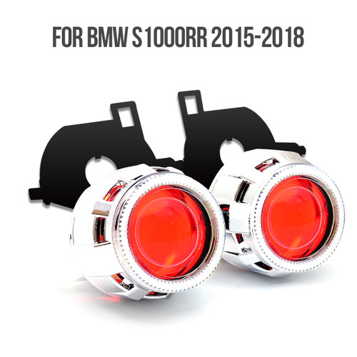 2015 2016 2017 2018 BMW S1000RR projector