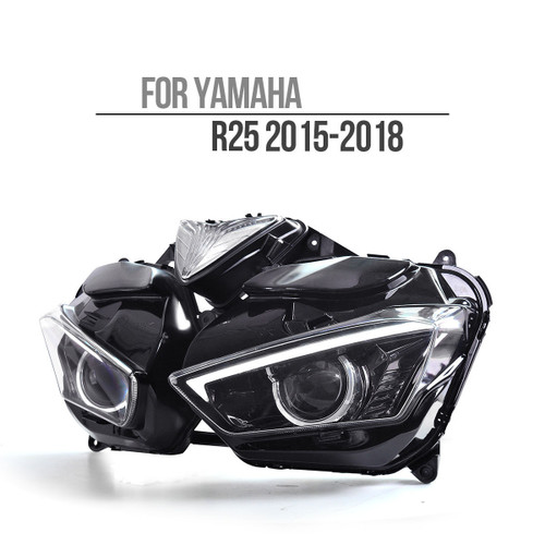 Yamaha R25 Headlight