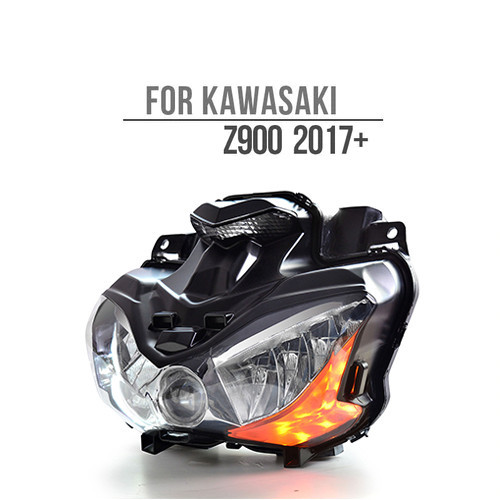 KT Full LED Headlight Assembly for Kawasaki Z900 2017+