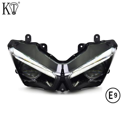 Fit for Kawasaki Versys 1000 2019+ Full LED  Headlight Assembly