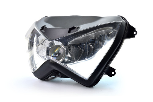 KT Full LED Headlight Assembly for Kawasaki Z250 2013-2016