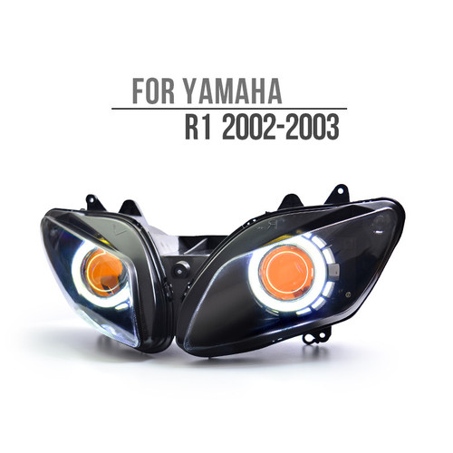 2002 Yamaha R1 headlight