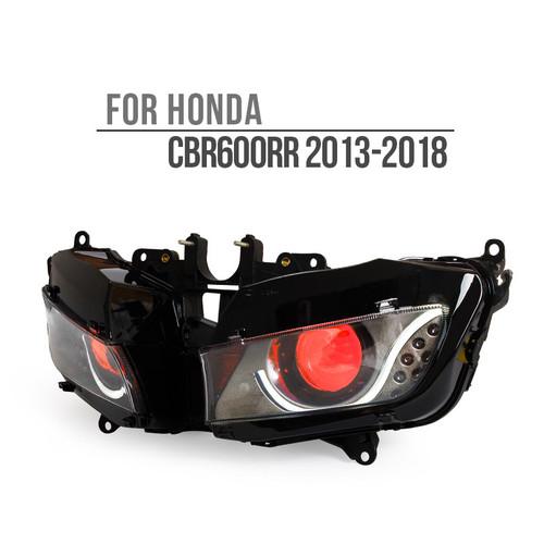 2013 2014 2015 2016 2017 2018 Honda CBR600RR Headlight