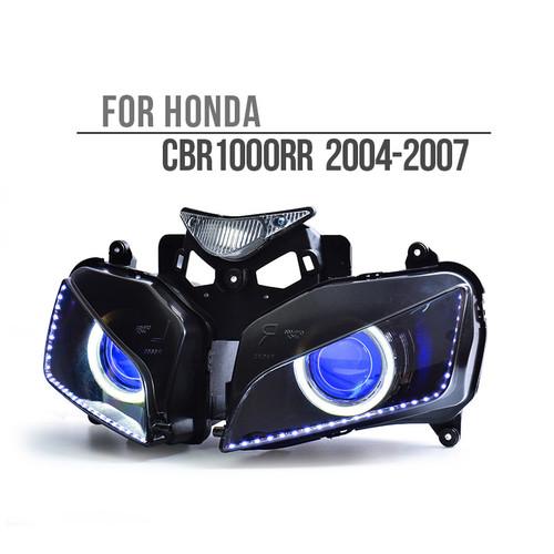 2004 2005 2006 2007 honda cbr1000rr headlight