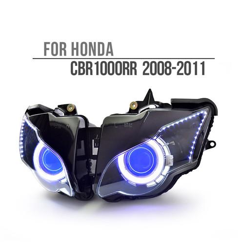 2008 2009 2010 2011 Honda CBR1000RR headlight