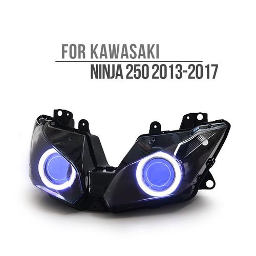 2013 2014 2015 2016 2017 Kawasaki Ninja 250 headlight