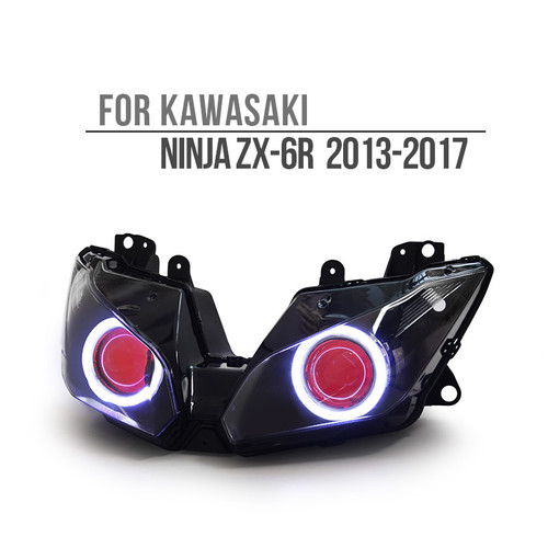 2013 2014 2015 2016 2017 2018Kawasaki Ninja ZX6R 636  headlight