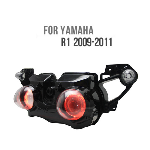 2009 Yamaha R1 headlight