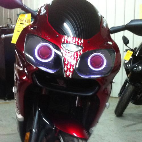 2001 ninja zx9r headlight